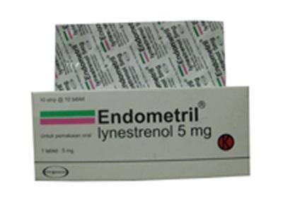 Endometril Tablet 5 mg