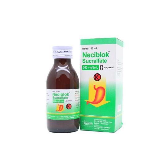 NECIBLOK SIRUP 100 ML