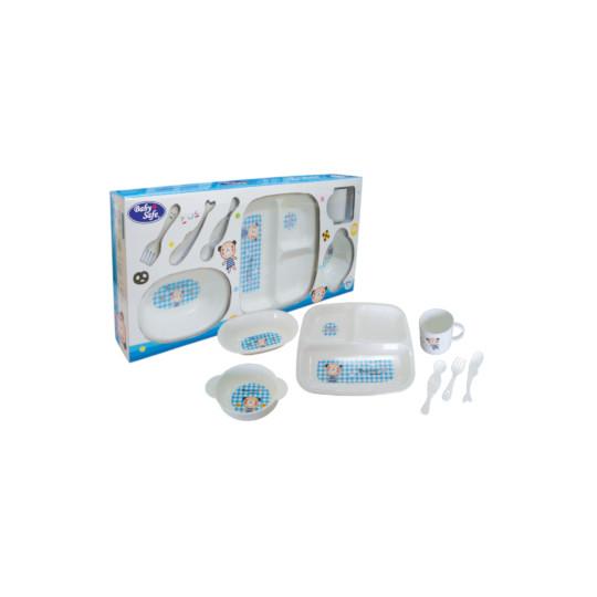 Baby Safe Feeding Set 7 Pcs FS601