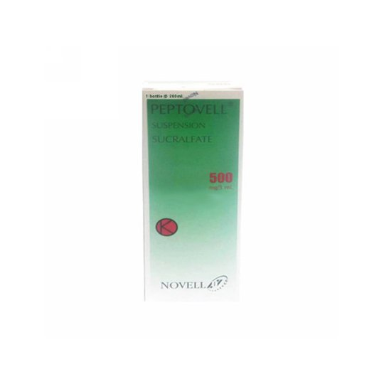 PEPTOVELL SUSPENSI 200 ML