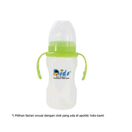 DODO BOTOL DELUXE WITH HANDLE 300 ML