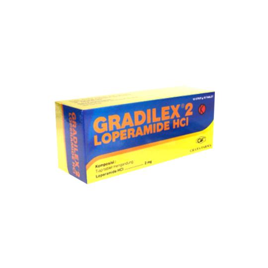 GRADILEX 2 MG 10 TABLET