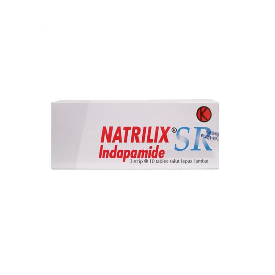 NATRILIX SR 1.5 MG 10 TABLET