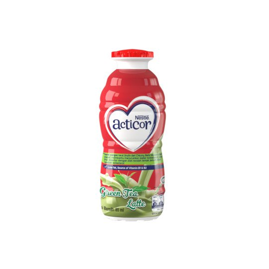 NESTLE ACTICOR GREEN TEA LATTE 85 ML