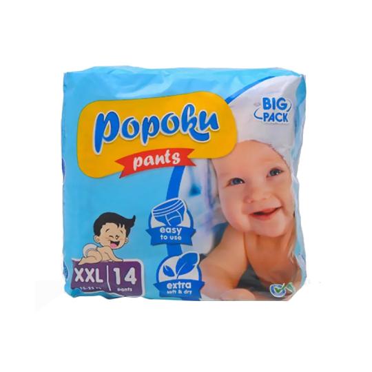 Popoku Pants XXL 14 Pieces