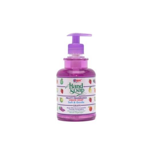 YURI HAND SOAP ANGGUR 410 ML