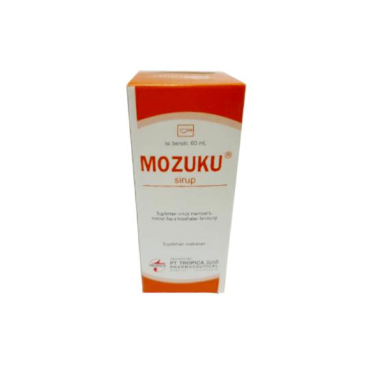 Mozuku Syrup 60 ml