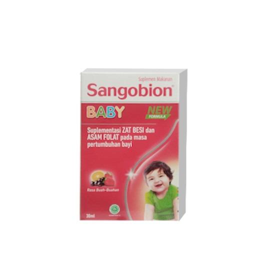 SANGOBION BABY 30 ML