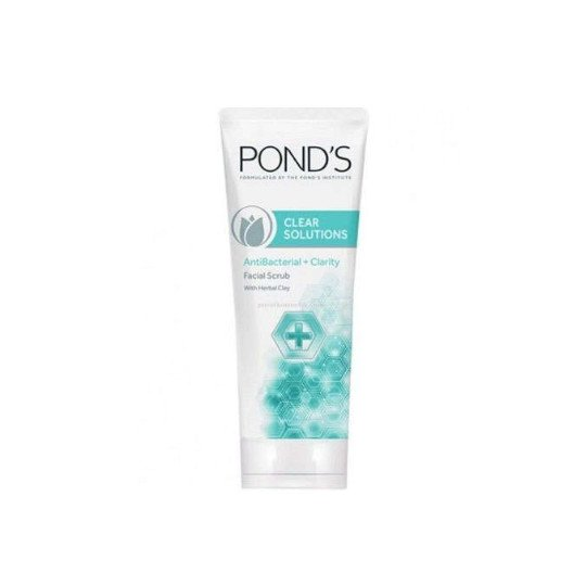POND'S CLEAR SOLUTION FACIAL SCRUB 100 ML