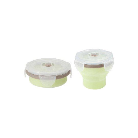Babymoov Silicone Container 240 ml 2 Pieces 04403