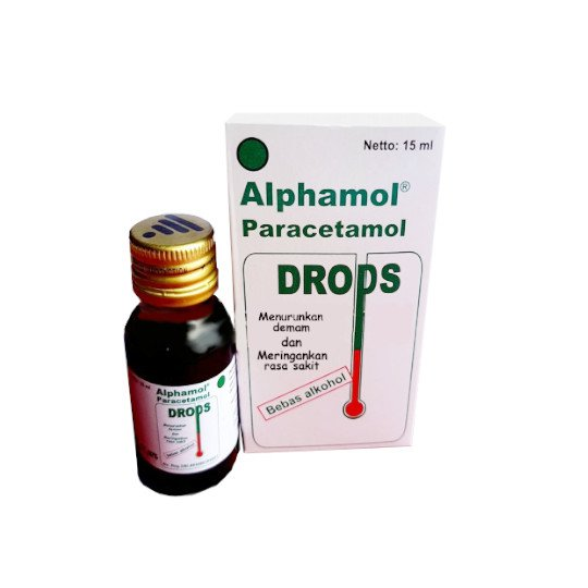 ALPHAMOL DROPS 15 ML