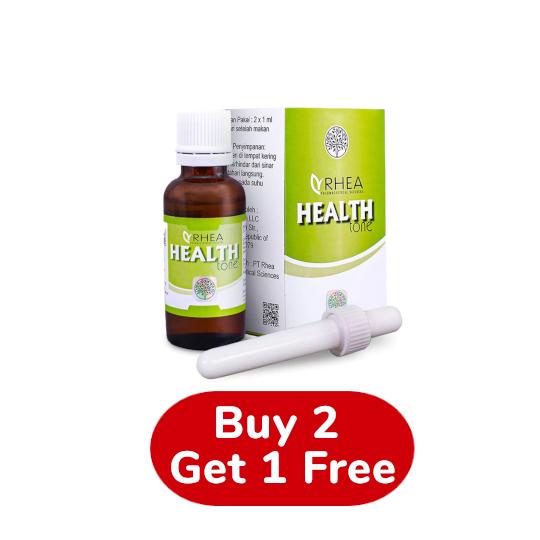 Rhea Health Tone (Buy 2 Get 1 Free) - Lebih Hemat