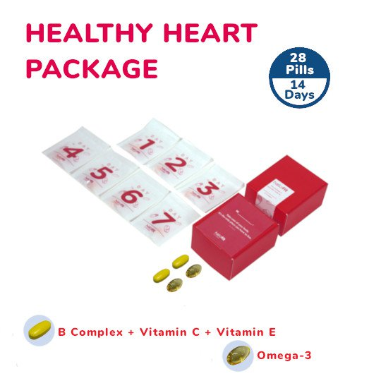 HEALTHY HEART PACKAGE (14-DAYS)