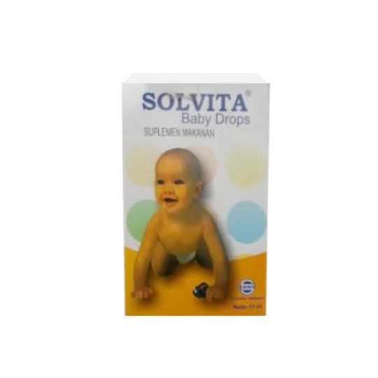 SOLVITA BABY DROPS 15 ML