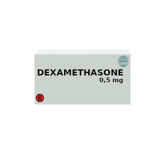 DEXAMETHASONE 0.5 MG 10 TABLET
