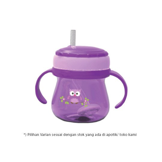 Baby Safe Cup Weighted Straw Jp019