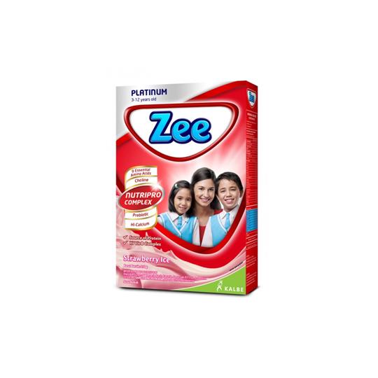 ZEE PLATINUM STRAWBERRY ICE 350 GR