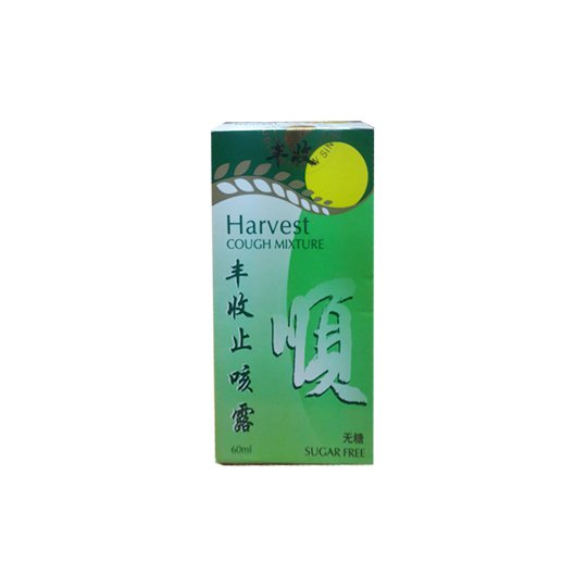 HARVEST COUGH MIXTURE 60 ML