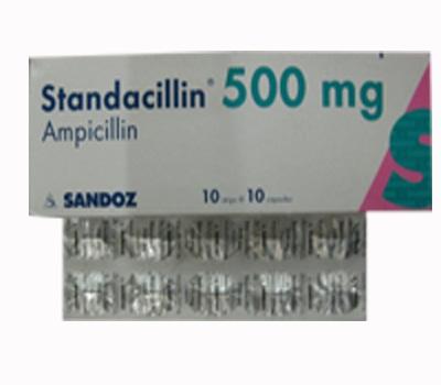 STANDACILLIN 500 MG KAPSUL