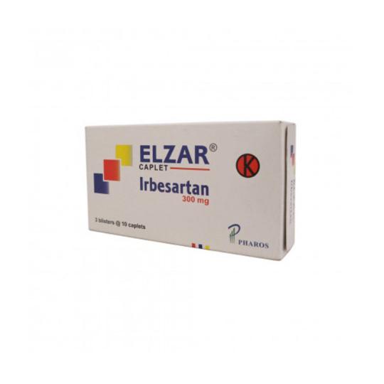 ELZAR 300 MG 10 TABLET