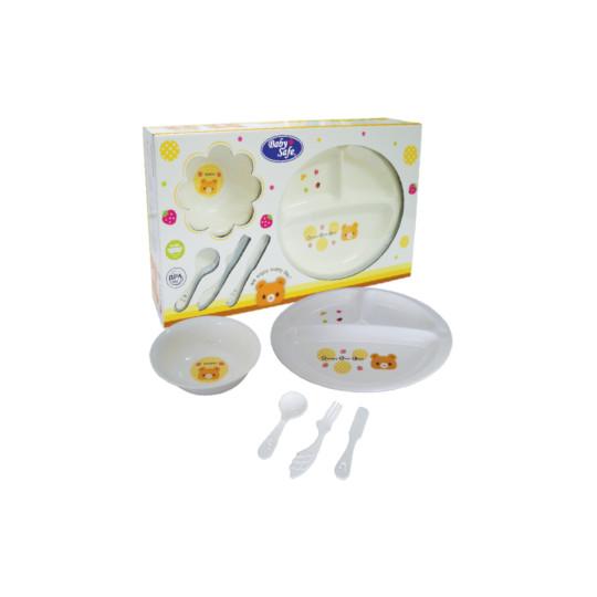 Baby Safe Feeding Set 5 Pcs FS603