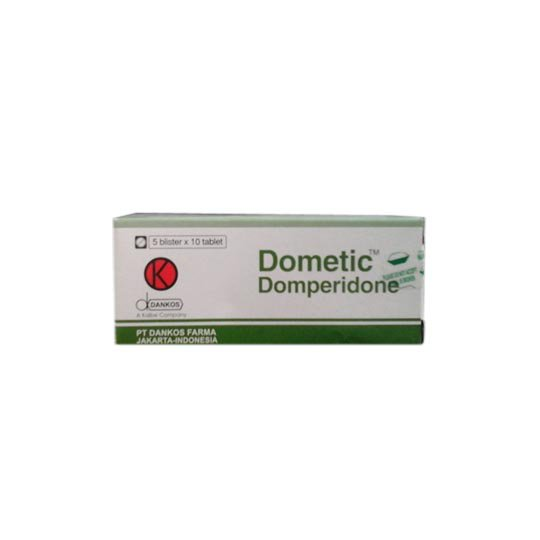 DOMETIC 10 MG 10 TABLET