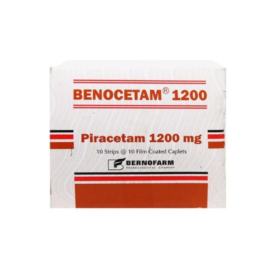 BENOCETAM 1200 MG 10 KAPLET