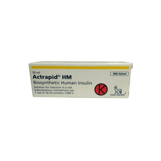 ACTRAPID HM