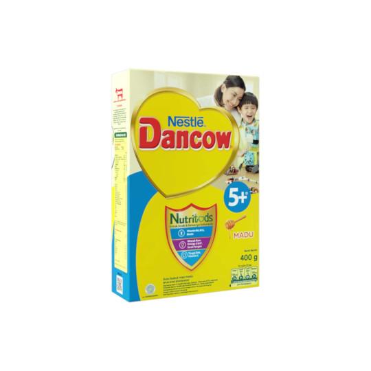 DANCOW  5+ MADU 400 G