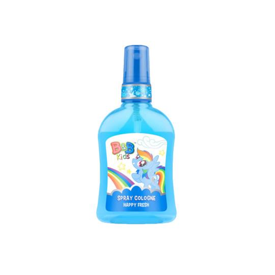 B&B Kids Spray Cologne Happy Fresh 125 ml