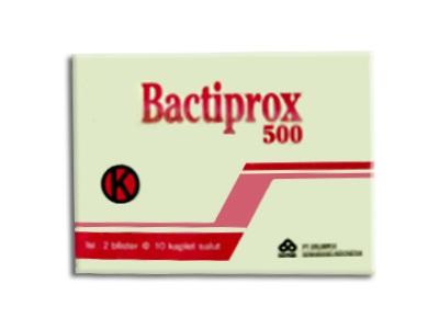 BACTIPROX 500 MG 10 KAPLET
