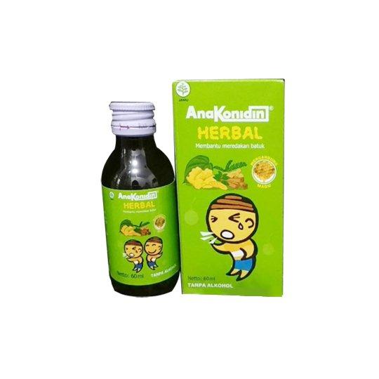 Anakonidin Herbal Sirup 60 ml