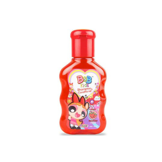 B&B KIDS SHAMPOO & CONDITIONER BLOSSOM 100 ML