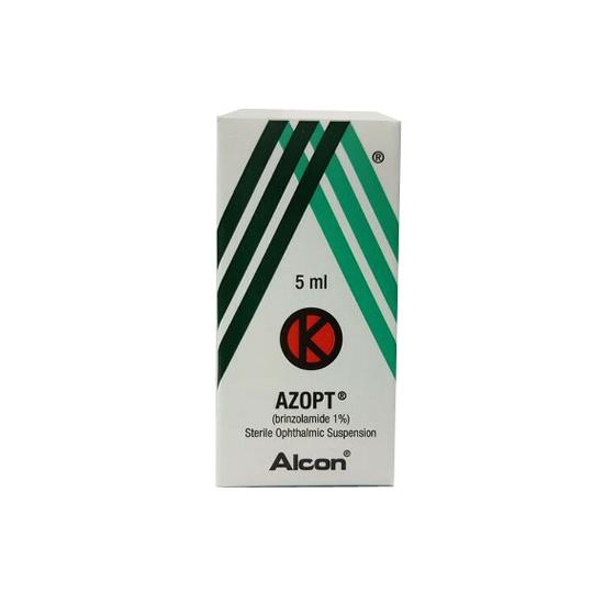 AZOPT 1% EYE DROPS 5 ML
