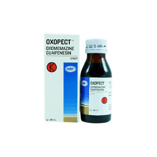 OXOPECT SIRUP 60 ML