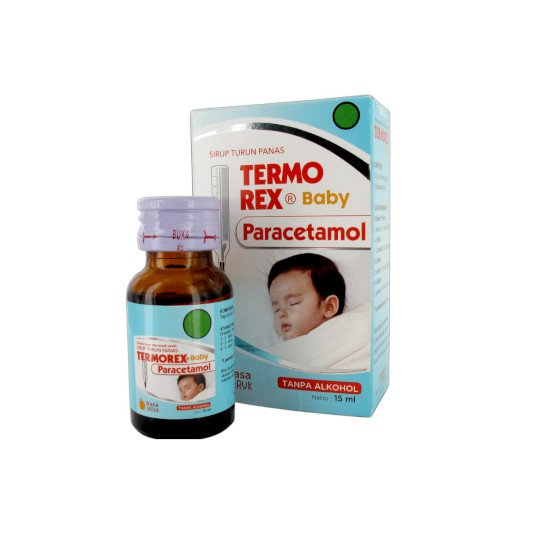TERMOREX BABY DROP 15 ML