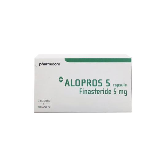 ALOPROS 5 MG 10 KAPSUL