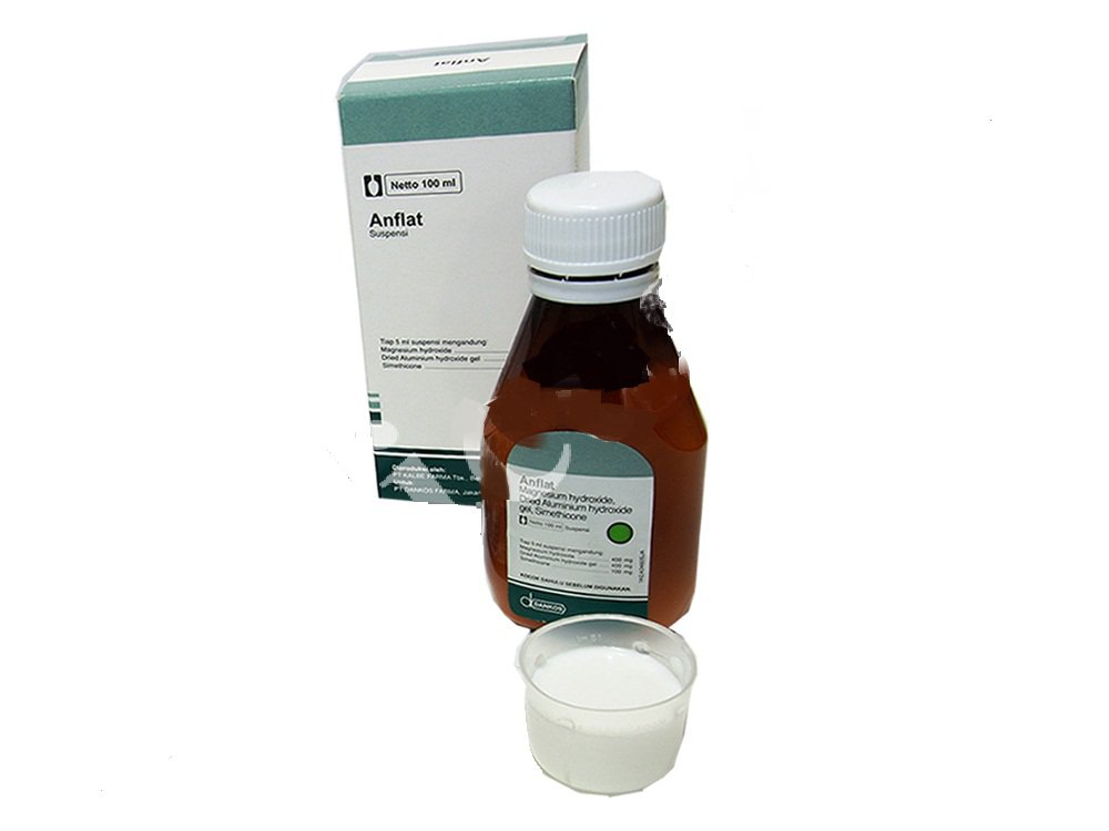 ANFLAT SIRUP 100 ML