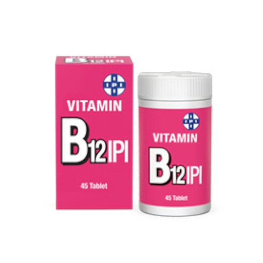 VITAMIN B12 IPI 45 TABLET