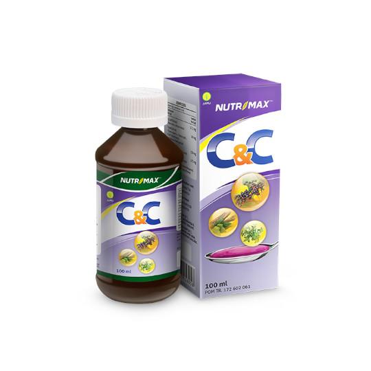 NUTRIMAX C&C 100 ML