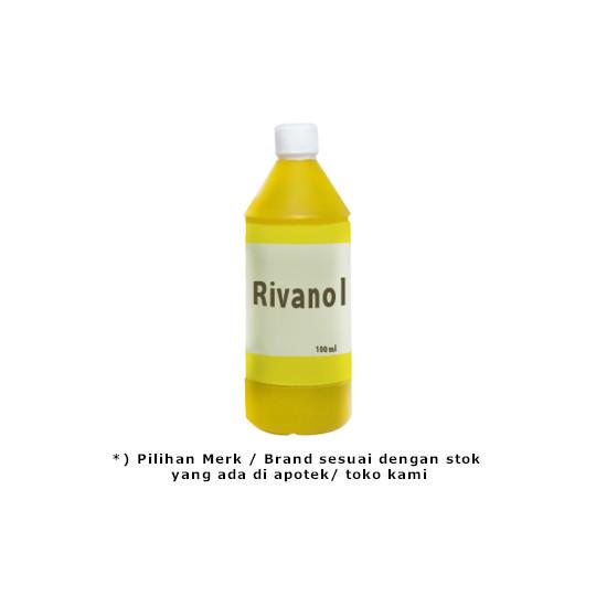 Rivanol Liquid 100 ml