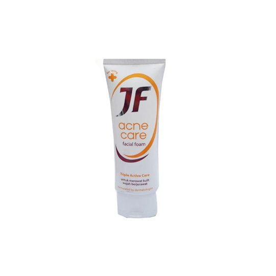 JF SULFUR ACNE CARE FOAM 70 G