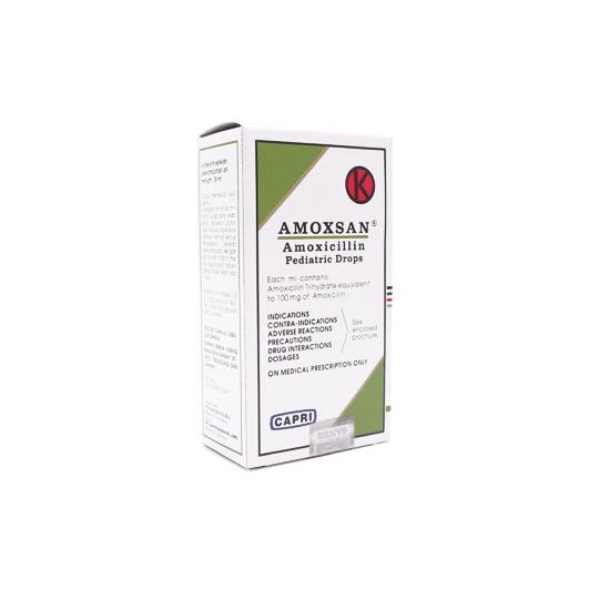 AMOXSAN DROPS 15 ML