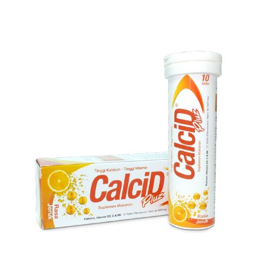CALCID PLUZ 10 TABLET