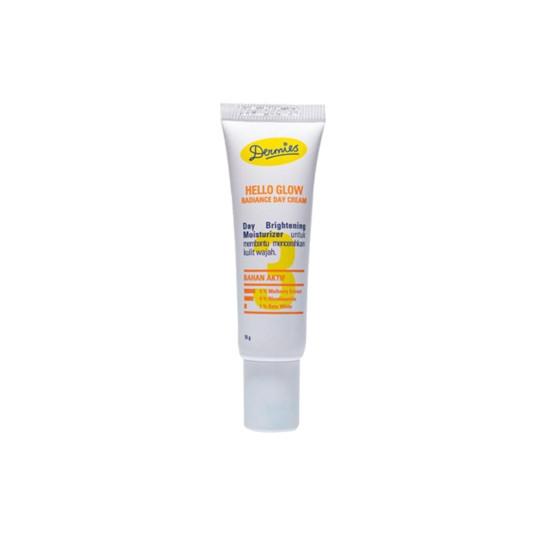 Dermies Hello Glow Radiance Day Cream 15 g