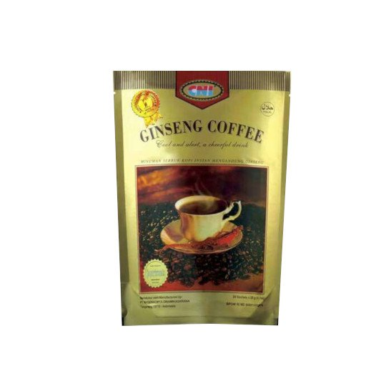 CNI GINSENG COFFE 20 SACHET