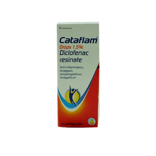 CATAFLAM DROPS 15 ML