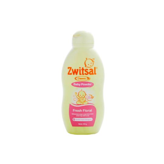 Zwitsal Baby Powder Classic Fresh Floral 100 g