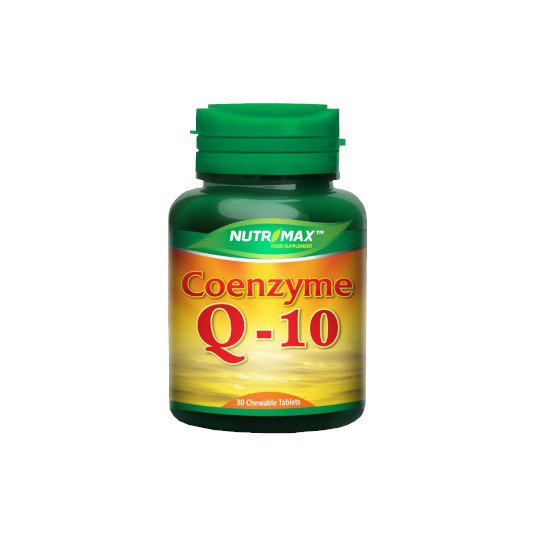 NUTRIMAX COENZYME Q10 30 TABLET