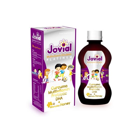 Jovial Multivitamin Emulsion Platinum 110 ml